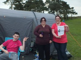 Camping Trip – United Kingdom