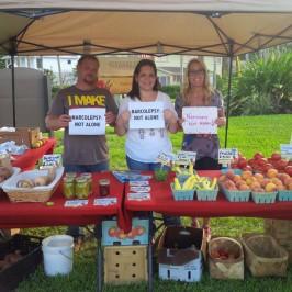 Charles, Renee and Dietra, Alvarez Farms – Florida