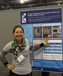Claire at Neurology Conference – Pennsylvania