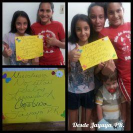 Cristina Supporters – Puerto Rico