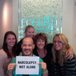 Eccella NARCOLEPSY NOT ALONE 2013  Dr. Scott Wagner and staff FL