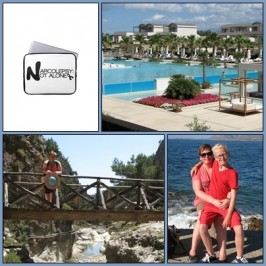 Ellen and Eirik – Greece