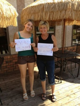Katie and Mom – Minnesota