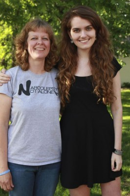 Kendra and Auntie Mary – Minnesota