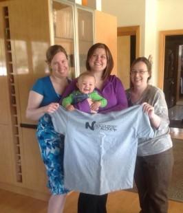 Laura, Trudi, Grayson & Lindsay – Ontario, Canada