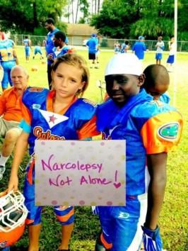 Mandy Tucker and friend – Florida