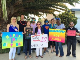 Narcolepsy LA Meetup – California