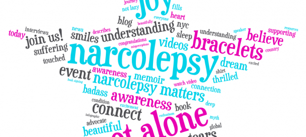 What does NARCOLEPSY: NOT ALONE mean to you?