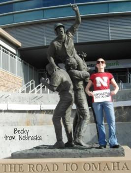 Rebecca – Nebraska