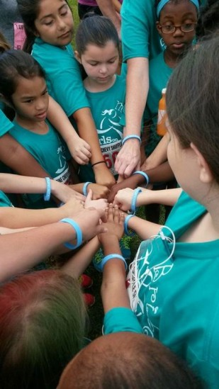 Girls on the run – North Carolina