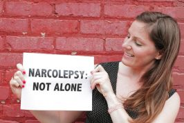 Julie Flygare, narcolepsy not alone – Virginia