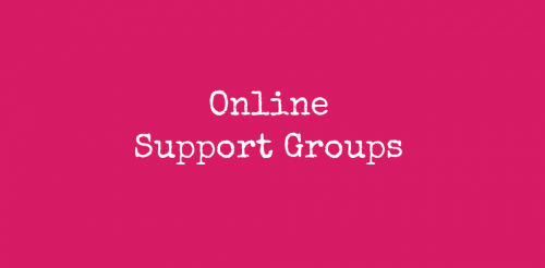 Online Support Groups