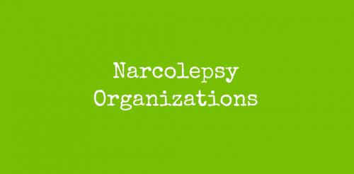Narcolepsy Organizations