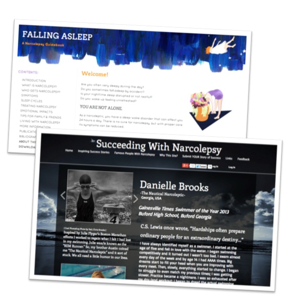 websites we love narcolepsy not alone project sleep resources narcolepsy awareness campaign