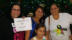 Eva, Marivelisse y Blanca – Narcolepticos en Puerto Rico