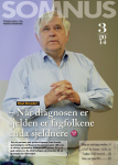 somnus magazine cover narcolepsy not alone campaign