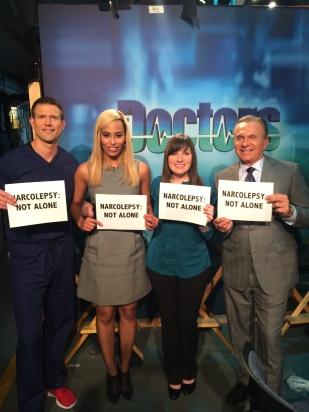 Dr. Stork, Dr. Ross, Julie & Dr. Ordon – California