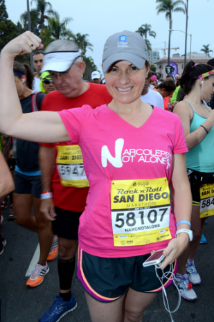 Julie – San Diego Run
