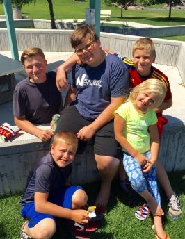Owen & Siblings – Utah