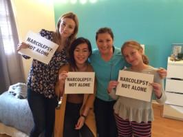 Rebecca, Taylor, Julie & Mathilda – CA