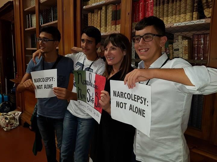 Mattia, Marco, Julie, Mattia, Italy