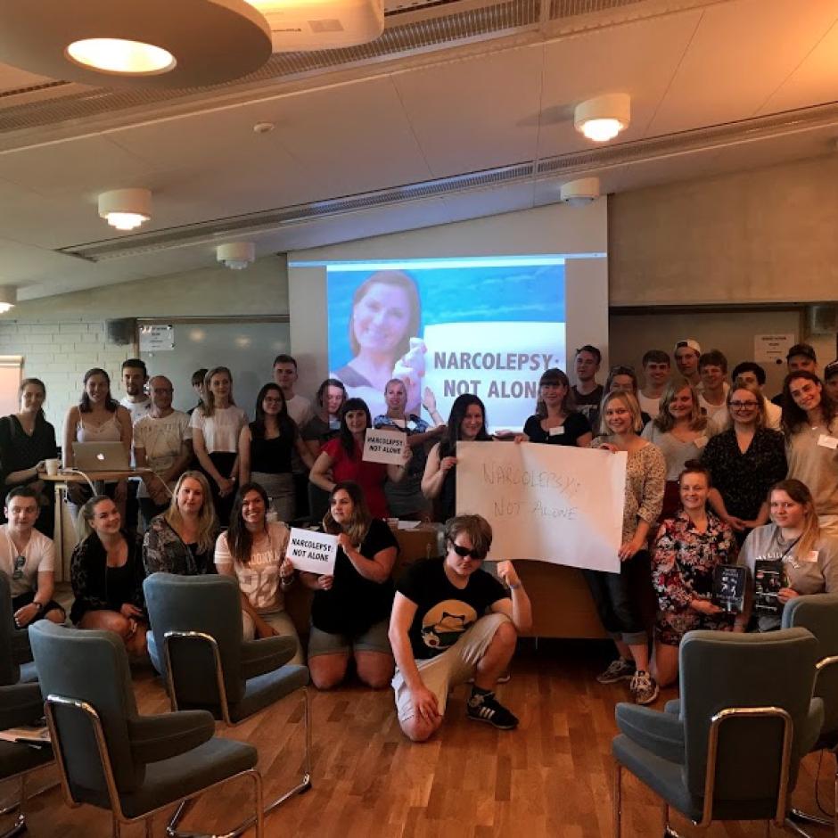 Narkolepsi Foreningen Members – Sweden